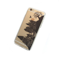 iPhone Hogwarts Castle Case