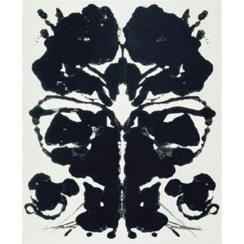Rorschach Prints by Andy Warhol at AllPosters.com