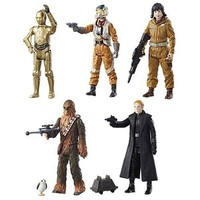 Force Link the Last Jedi : 3.75 Inch Action Figure Teal Wave 1