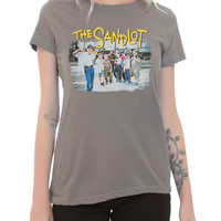 The Sandlot Group Girls T-Shirt