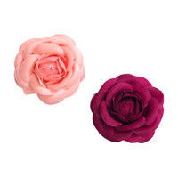 H&M 2-pack Hair Clips $2.99