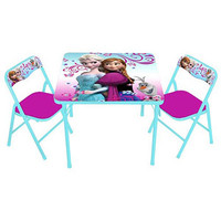 Walmart: Disney Frozen Activity Table Set