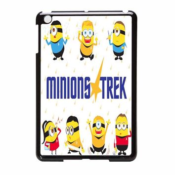 Startrek Despicable Me Minion 2 iPad Mini Case