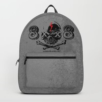 808 Skull Backpack by paulosilveira