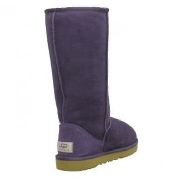 UGG Classic Tall 5815 Mulberry Outlet UK