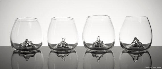 Aromatic Beer Glass, Set of 4