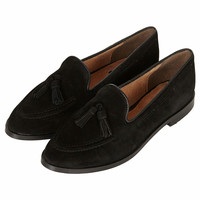 KIKI Side Tassel Loafers