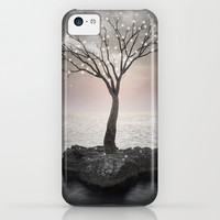 From the Withered Tree, a Flower Blooms (Tree of Solitude) iPhone & iPod Case by soaring anchor designs ⚓ | Society6