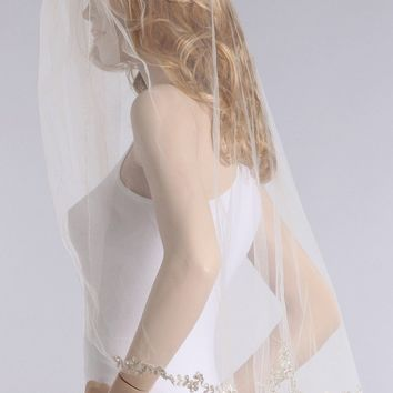 Wedding Veil  Ts2845-36 - CLOSEOUT