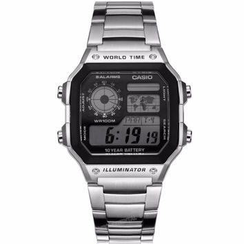 Casio AE-1200WHD-1A Watch