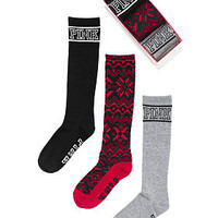 Knee Socks Set - PINK - Victoria's Secret