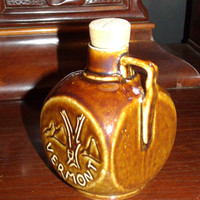Vermont Antique Maple Syrup Server
