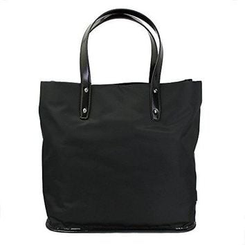 Dolce & Gabbana Black Nylon Tote Bag With shoulder Strap BM1125 B9206 80999