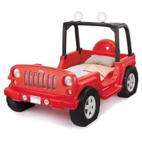 Jeep Wrangler Toddler Bed