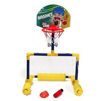 Kids Child Swimming Pool Basketball Toy Water Floatation Basketball Game Equipment Pool Game Pool & Accessories