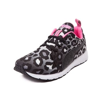 Tween Puma Carson Cheetah Athletic Shoe