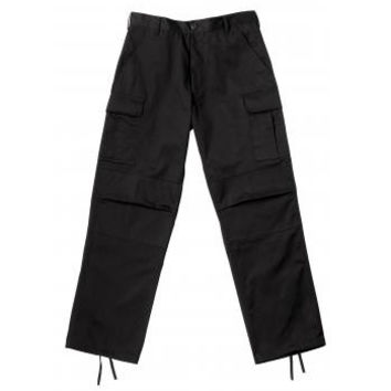Rothco Relaxed Fit Zipper Fly BDU Pants-2971
