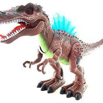 Dinosaur Century Spinosaurus Battery Operated Toy Dinosaur Figure Realistic