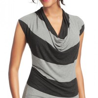 Wide Stripe Tee - Tops & Tees - CAbi Fall 2013 Collection