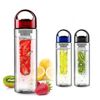 Good Living in Style brings you a Fruit Infuser Water Bottle with Handle ..