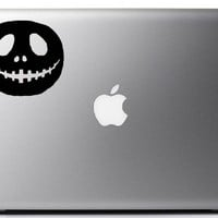 Jack Skellington Vinyl Decal - Lapt.. on Luulla