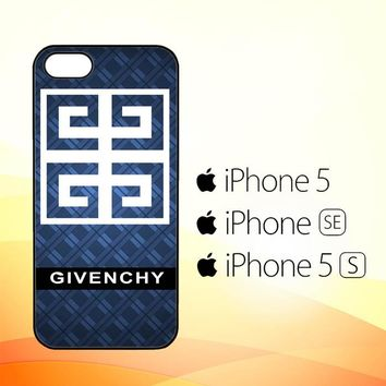 givenchy W3062  iPhone 5|5S|SE Case
