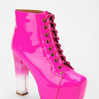 Jeffrey Campbell Patent Leather Lita Boot