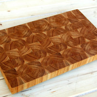 End Grain Cutting Board, Personalized Cutting Board, Personalized Gift