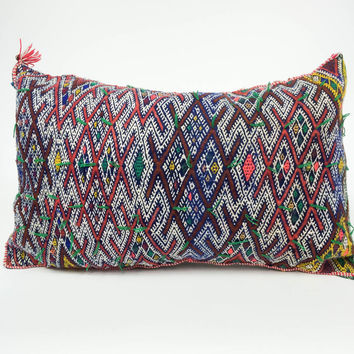 Vintage Berber Pillow #1