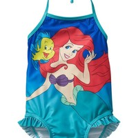 Disney© The Little Mermaid Halter Swimsuits for Baby