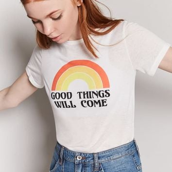 Good Things Will Come Graphic Tee