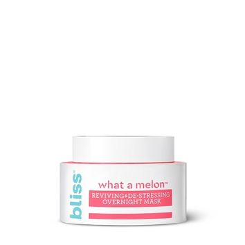 Bliss What a Melon De-Stressing Overnight Mask - 1.7oz