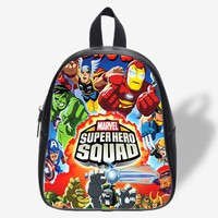 Avenger Kid Design for School Bag, School Bag Kids, Backpack
