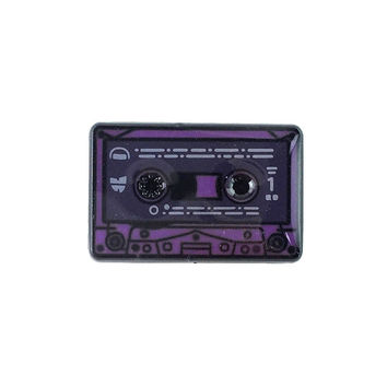 Purple Tape Pin (Limited Edition)