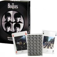 ROCKWORLDEAST - The Beatles, Playing Cards, The Beatles Deck, 1 Pack