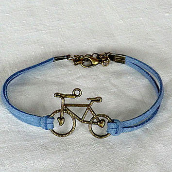 Bicycle Bracelet Bike bracelet Sports bracelet Bracelet for women