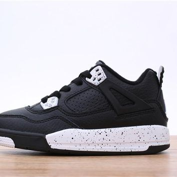 Air Jordan 4 Retro Oreo Kid Shoes - Best Deal Online