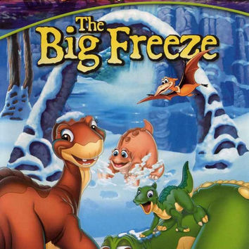 The Land Before Time VIII: The Big Freeze 11x17 Movie Poster (2001)