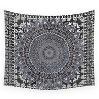 Society6 MANDALIKA MOON Wall Tapestry