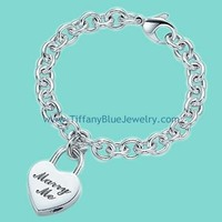 Find The Last Cheap Tiffany & Co Marry Me Charm Bracelet In Tiffanybluejewelry.com