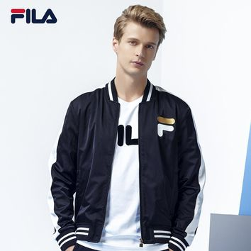 Men's FILA Sport Cardigan Jacket Coat