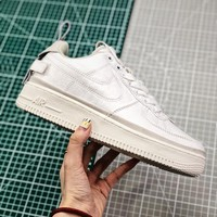 Nike Air Force 1 All Star - 90/10 Af1 White Sneakers - Best Online Sale