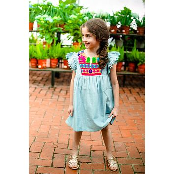 Cheeni Clothing - Layla Banjara Dress