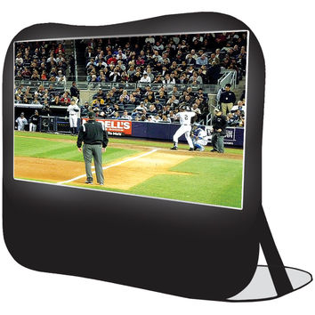 "Sima 84"" Pop-up Projection Screen"