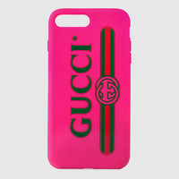 Gucci - Gucci Print iPhone 7/8 Plus case