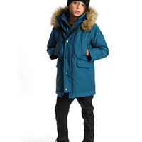 Appaman Pratt Down Parka in Ink Blue - L5PAR-INKB-E