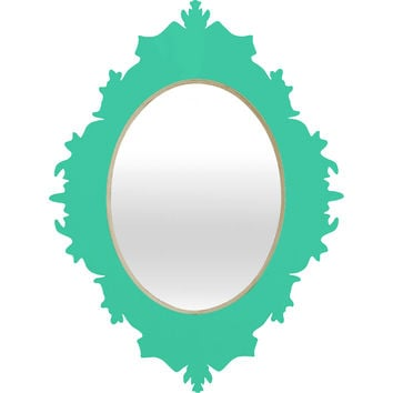 DENY Designs Jade 3385c Baroque Mirror