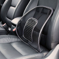 Car seat lumbar cushion for leaning on Office Chair Car seat Cover Cushion Lumbar Back Brace headrest Lumbar Cushion