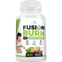 Fusion Burn ✮ Thermogenic Daytime Fat Burner