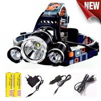 Waterproof Headlamp Flashlight